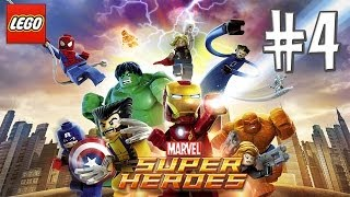 Repeat youtube video LEGO MARVEL Super Heroes #4 สไปเดอร์แมนพบประชาชน