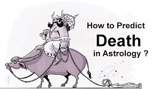 How to Predict Marka & Longevity Theory in KP Astrology