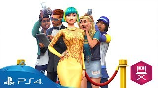 The Sims 4 | Get Famous Trailer | PS4