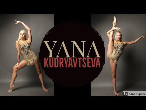 Yana Kudryavtseva: Rhythmic Gymnastics - HUNTER |HD|