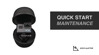 Noir Matter: Quark Quick Start - Maintenance