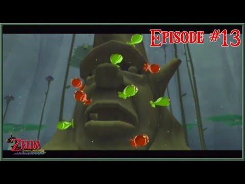 The Legend of Zelda: Wind Waker - The Deku Tree's Leaf - Episode 13