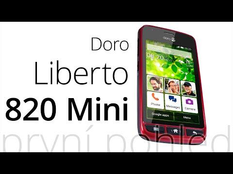 Doro Liberto 820 Mini (první pohled)