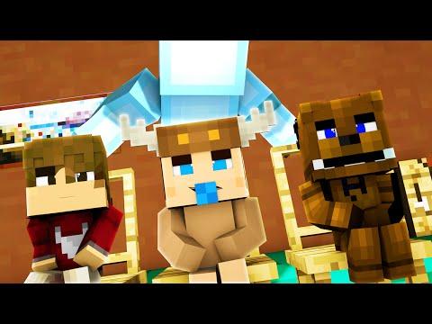 Minecraft School : FIVE NIGHTS AT FREDDY'S - BABY MEETS SCOTT CAWTHON?! (Minecraft Roleplay) #5