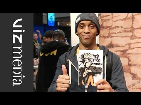 Naruto Celebration - New York Comic-Con 2015