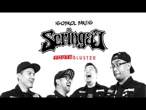 YOUTH BLUSTER #7 interview with SERINGAI