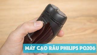 Mở hộp máy cạo râu giá rẻ Philips PQ206 | Unbox Philips Shaver PQ206