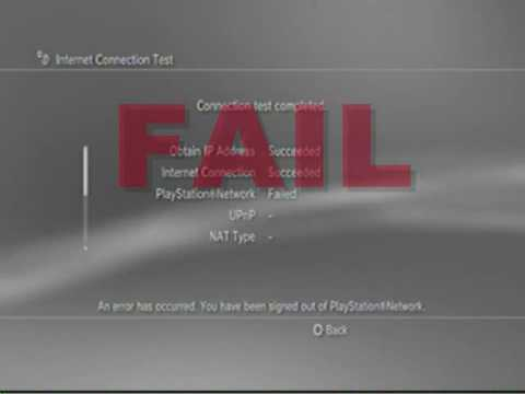Download PS3 ERROR CODE 8001050F::Cant Sign into PSN(2/28/10)