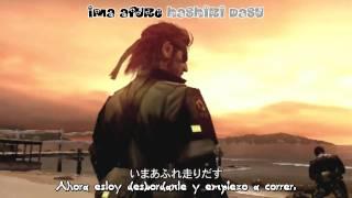 Metal Gear Solid Peace Walker - PV - Koi no Yokushiryoku por Nana M...