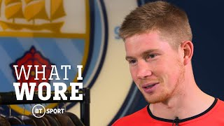 What I Wore: Kevin De Bruyne