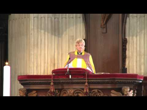 Sermon by the Dean of Salisbury at the Ordination and Consecration of Bishops - St Paul's Cathedral