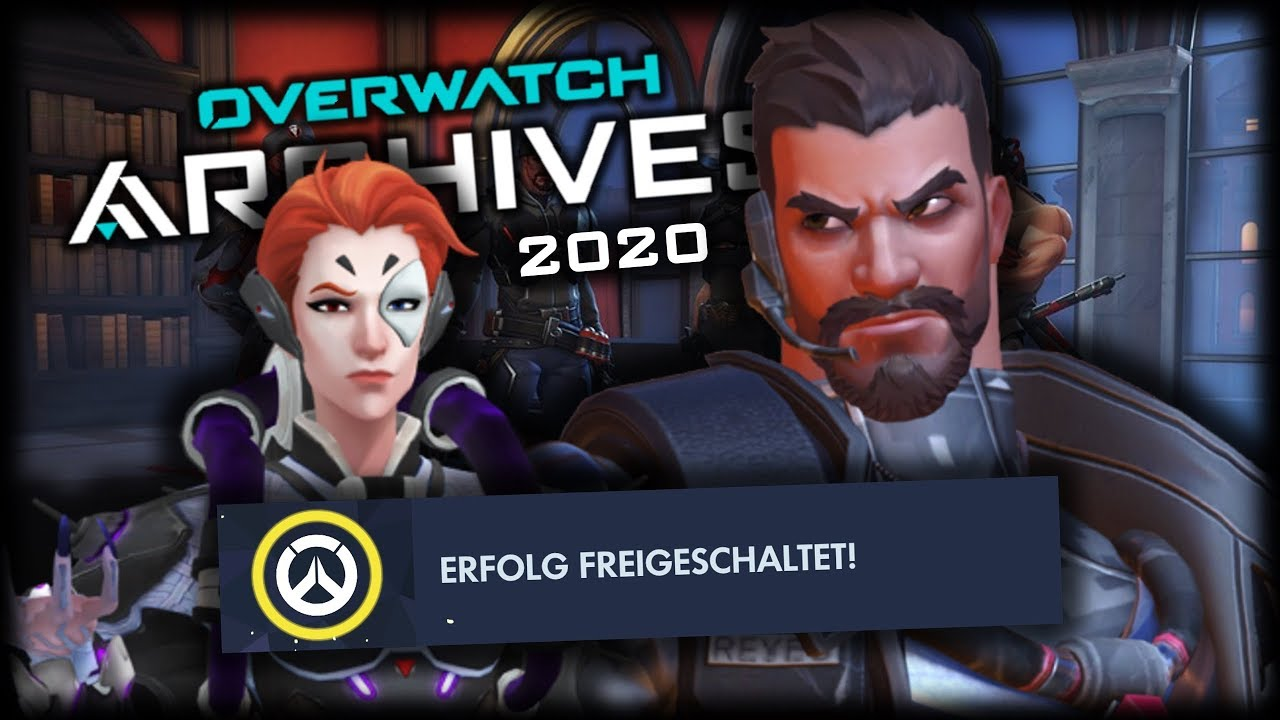 Overwatch Erfolge