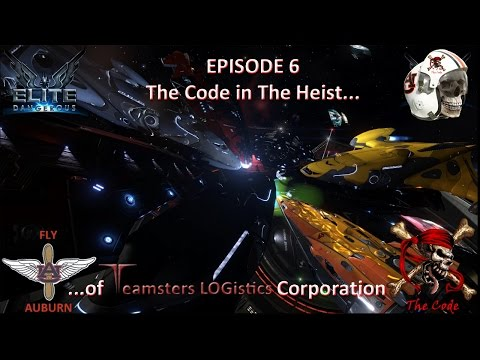 Episode 6: The Code in The Heist of Teamsters LOGistics Corporation
