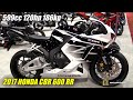 2017 Honda CBR600RR - Walkaround - 2016 AIMExpo Orlando