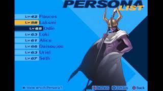 Shin Megami Tensei : Persona 3 FES -203- Don