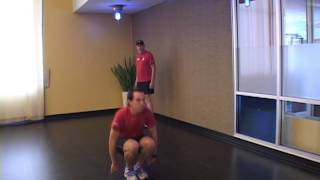 Frog Jump Exercise | Dr. Steven Smith