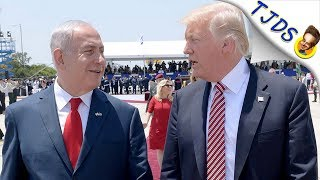 Netanyahu Brags About Controlling Trump - Media Silent