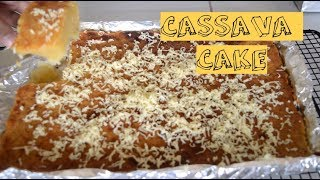 CASSAVA CAKE RECIPE (Filipino Dessert)   Ep. 1   Mortar and Pastry