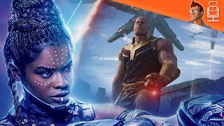 Avengers 4 Shuri as Black Panther is the Key to The Film Theory Explained