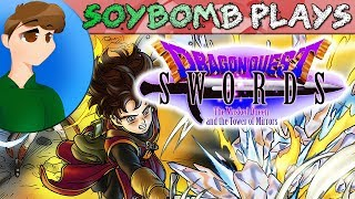Dragon Quest Swords: The Masked Queen and the Tower of Mirrors (Wii) - Part 1   SoyBomb LIVE!