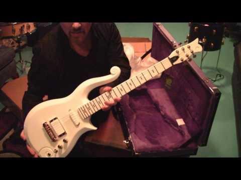 Prince Cloud Guitar UnBoxing