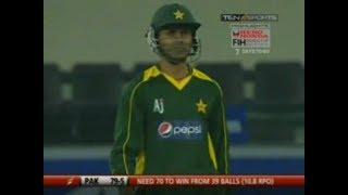 Pakistan Miracle victory vs England 2nd T20 2010 Dubai
