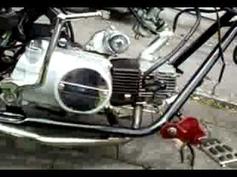 mini chopper first start up and problems youtube Choppers Mini Controller Electrical Box