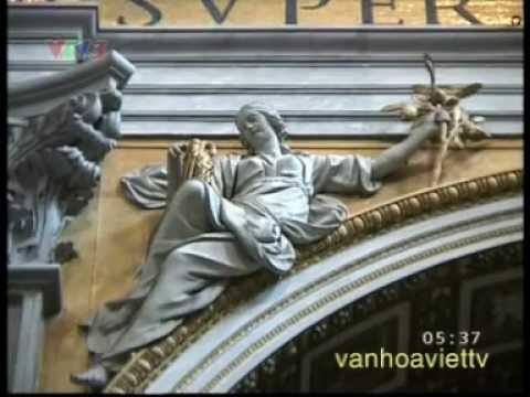 THAM QUAN TÒA THÁNH VATICAN & THÀNH VENISE  ITALIA