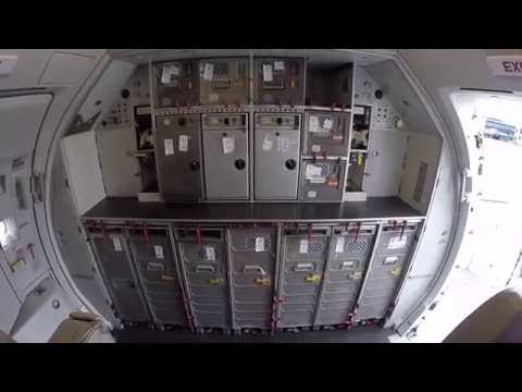 Lufthansa A321-231 Walkthrough - D-AIDL