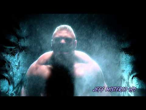 New Brock Lesnar Titantron 2013 - Next Big Thing - Full [HD]