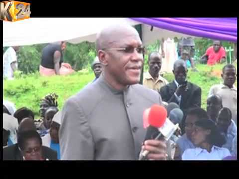 Kakamega Senator, Dr. Bonny Khalwale, alleges plot to misappropriate public funds