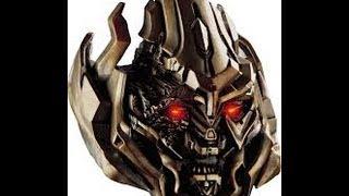 Roblox Transformers Decepticons Episode 5 Tank Megatron