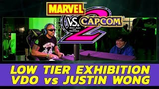 [MVC2] Justin Wong vs VDO - Low Tier Exhibition @ D-CAVE