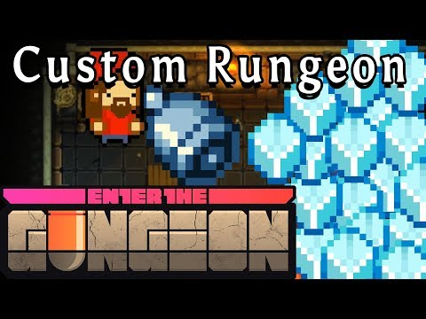 Enter the Gungeon | Easy Peasy Ice Cube+Aged Bell Stealy | Custom Rungeon