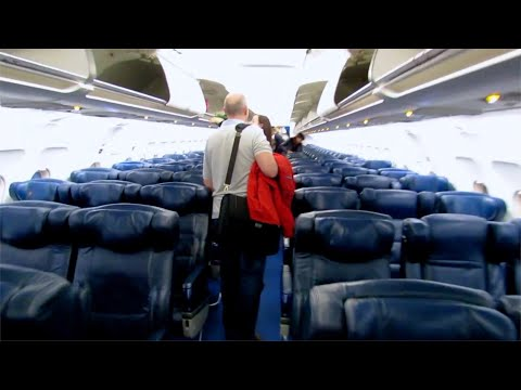 British Airways A320-200 London Heathrow to Helsinki  BOARDING, SNACK & CABIN VIEW