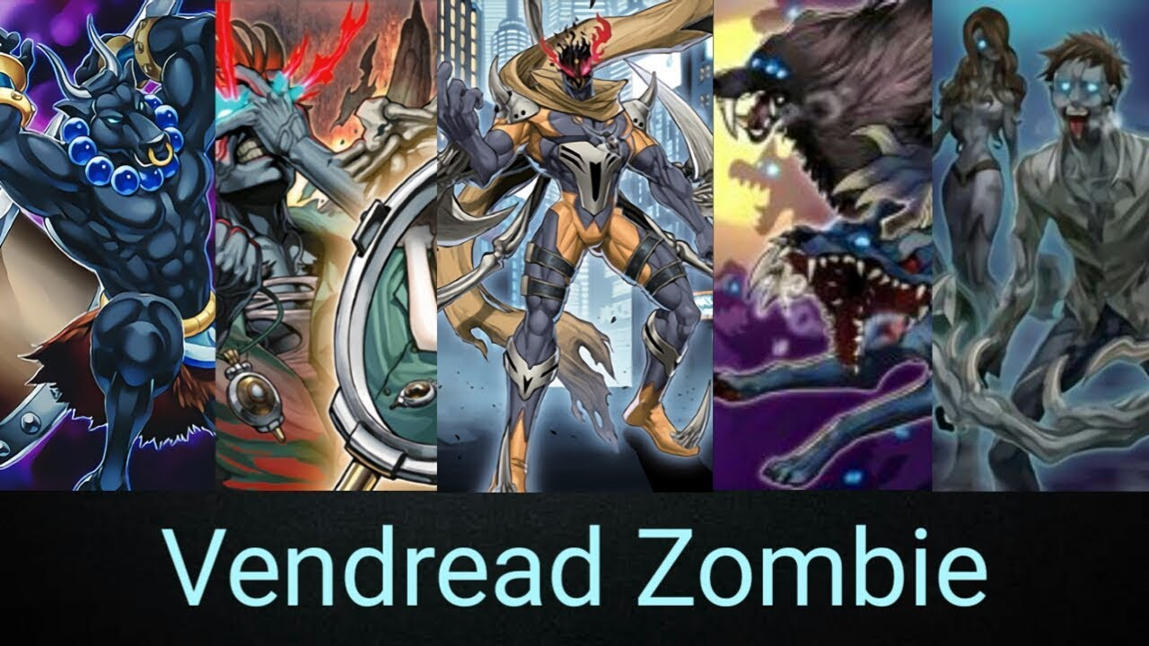 Vendread zombie deck 2017 youtube for Zombie balcony