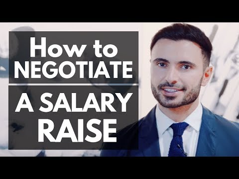 How to Negotiate a Salary Raise (5 tips to help you get a pay raise)