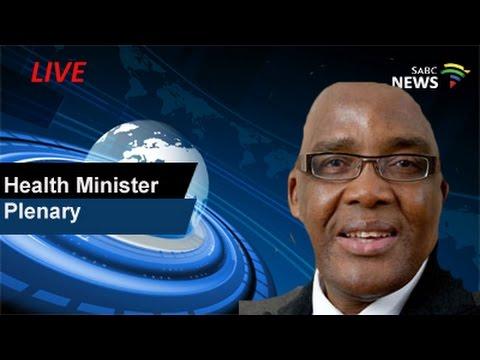 Minister of Health plenary: 23 February 2017