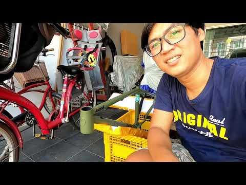 อัดถ้วยคอจักรยาน ใช้เครื่องมืออะไรบ้าง ทำยังไง : ประกอบรถด้วยตัวเอง