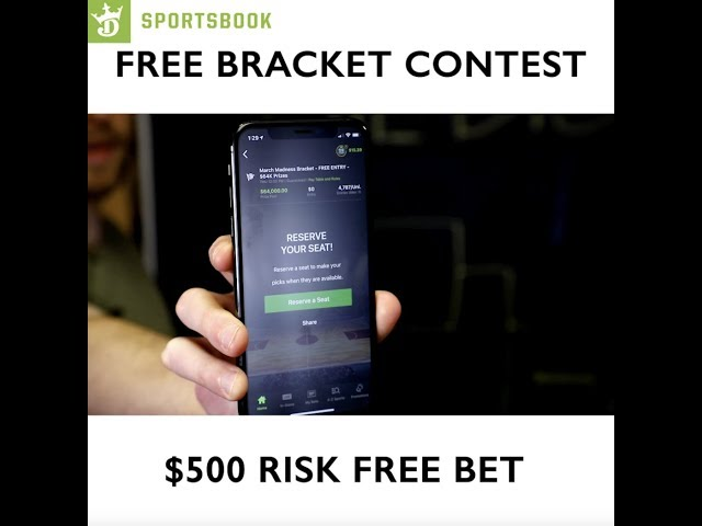DraftKings Bracket Challenge: DraftKings Is Running a Free