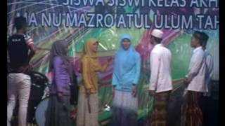 DRAMA PESANTREN ROCK AND ROLL - ALMAZ