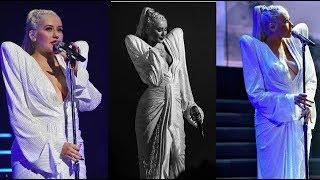 Christina Aguilera - Twice - New York Night 2 Liberation Tour