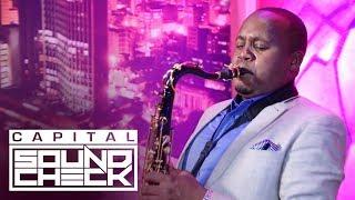 Edward Parseen - Tiga Kumute on Capital Soundcheck