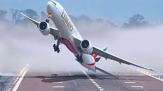 15 Самых страшных и опасных аэропортов мира!! Подборка невероятных посадок снятых на камеру