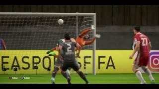 vuclip FIFA 18 - Le Gardien trop nul