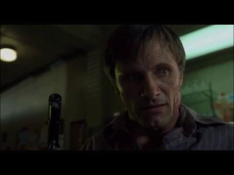A History Of Violence - Brutal Diner Scene (1080p)