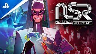 No Straight Roads - BitSummit Trailer | PS4