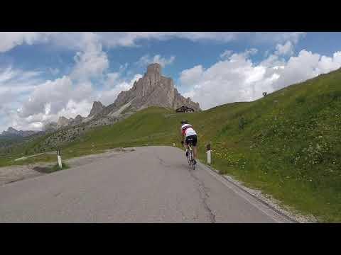 Dolomites Cycling Holiday - July 2017