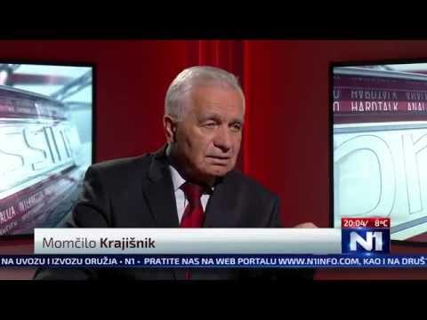 N1 Pressing: Momčilo Krajišnik (18.11.2015)
