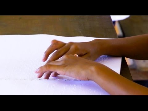 Comprehensive education for the blind in Cambodia (Learning World: S5E37, 3/3)